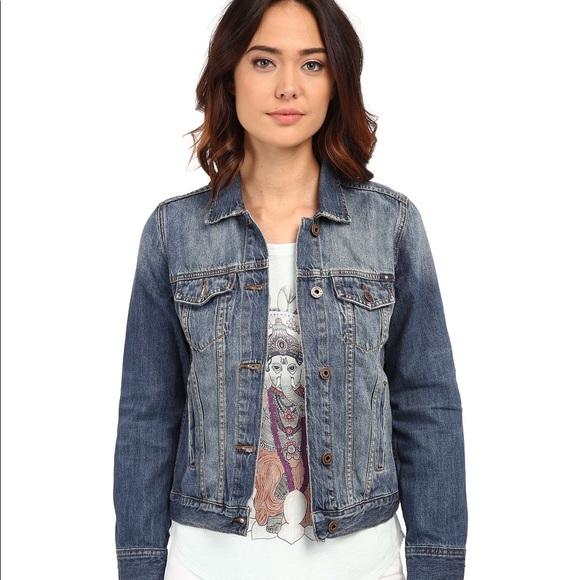 c7b514de8ee Lucky Brand Classic Denim Jean Jacket